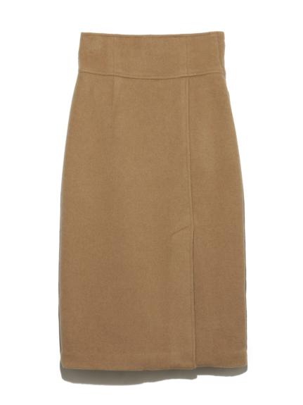 中長版窄裙