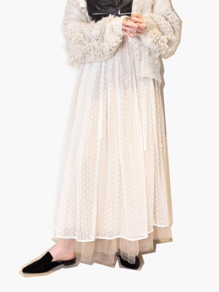 2way浪漫剪裁紗裙