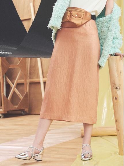 金蔥造型中長裙