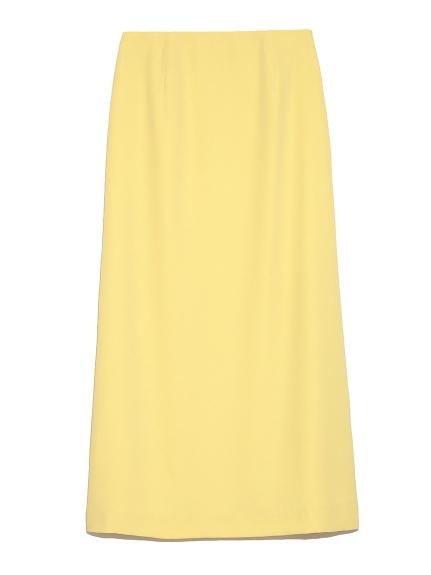 休閒純色長裙