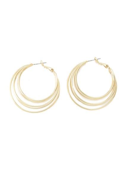 個性造型環狀耳環