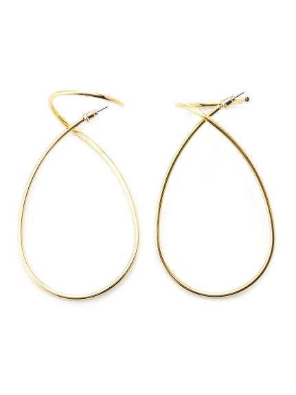 垂墜線條三件組耳環