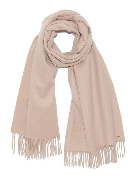 混喀什米爾羊毛圍巾