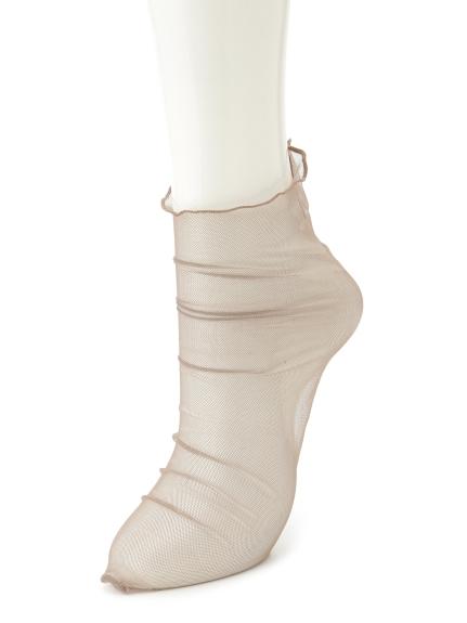 透膚造型襪子
