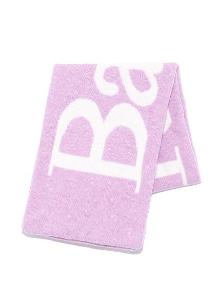 字母造型披肩