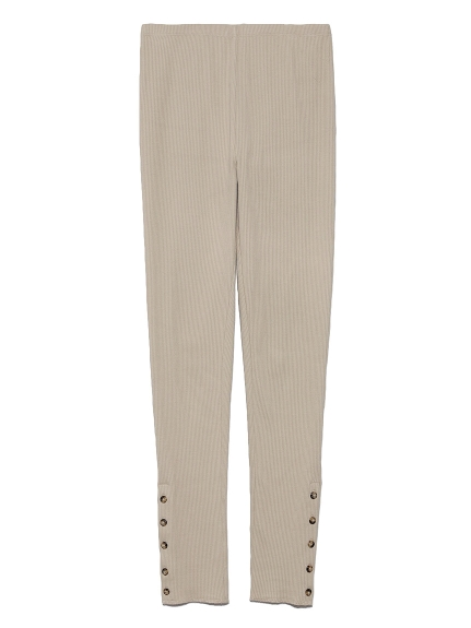 【ORGANIC SNIDEL For Sustainability】設計款內搭褲