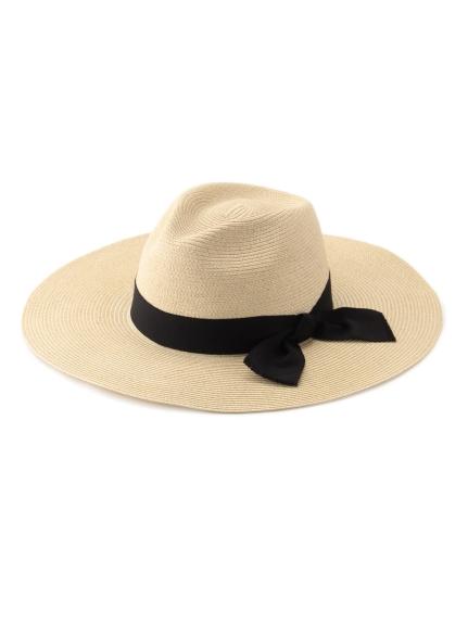 蝴蝶結造型草帽