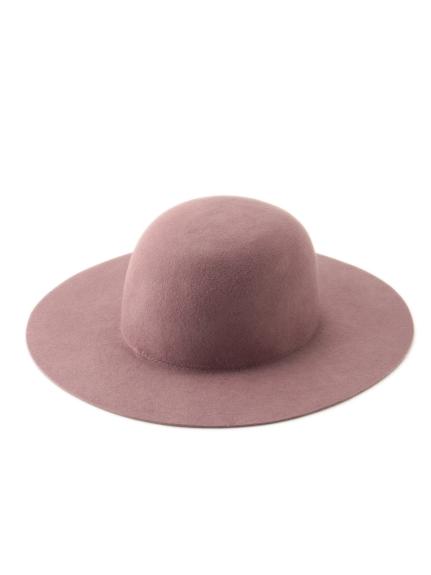 簡約寬沿帽