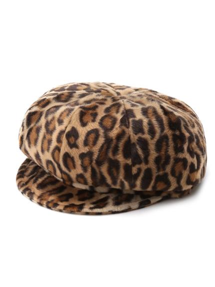 挺版立體報童帽