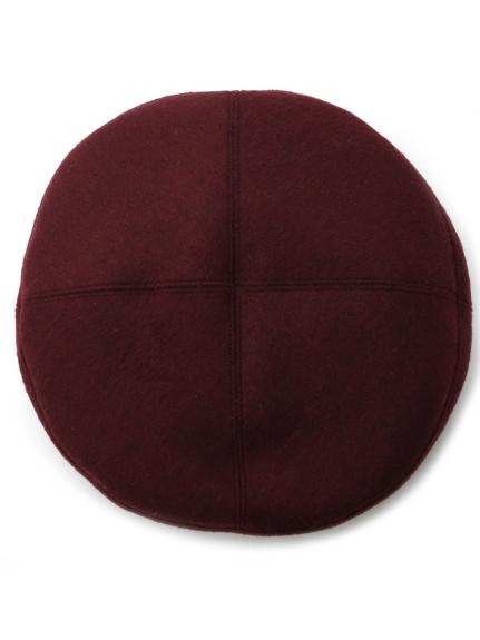 彩色貝蕾帽