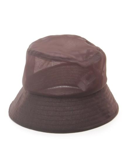 透膚漁夫帽