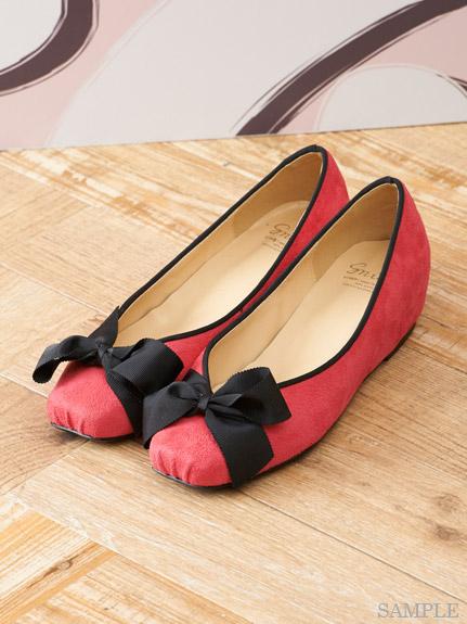 蝴蝶結芭蕾舞鞋