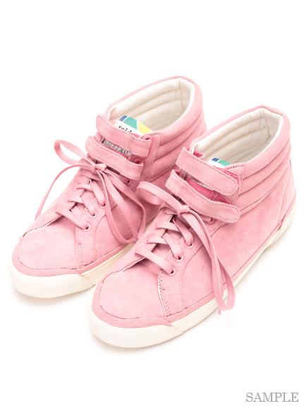 高筒休閒運動鞋