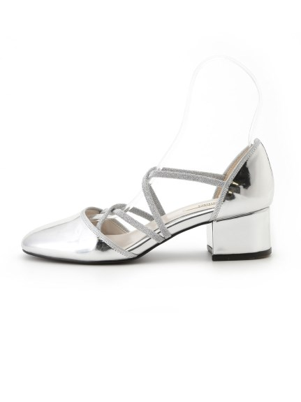 氣質造型低跟鞋