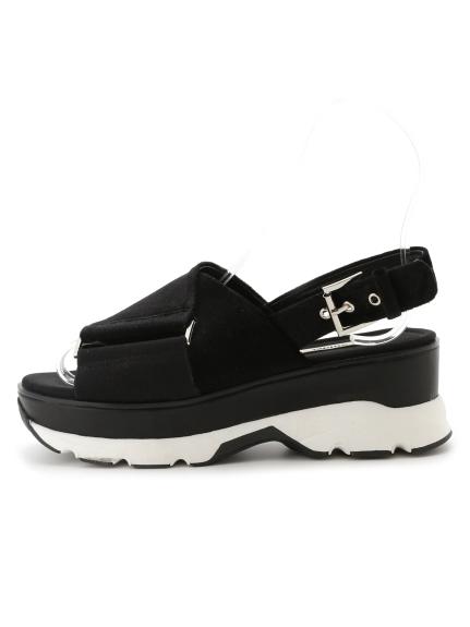 時尚厚底休閒涼鞋