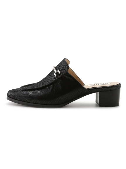 馬銜釦穆勒鞋