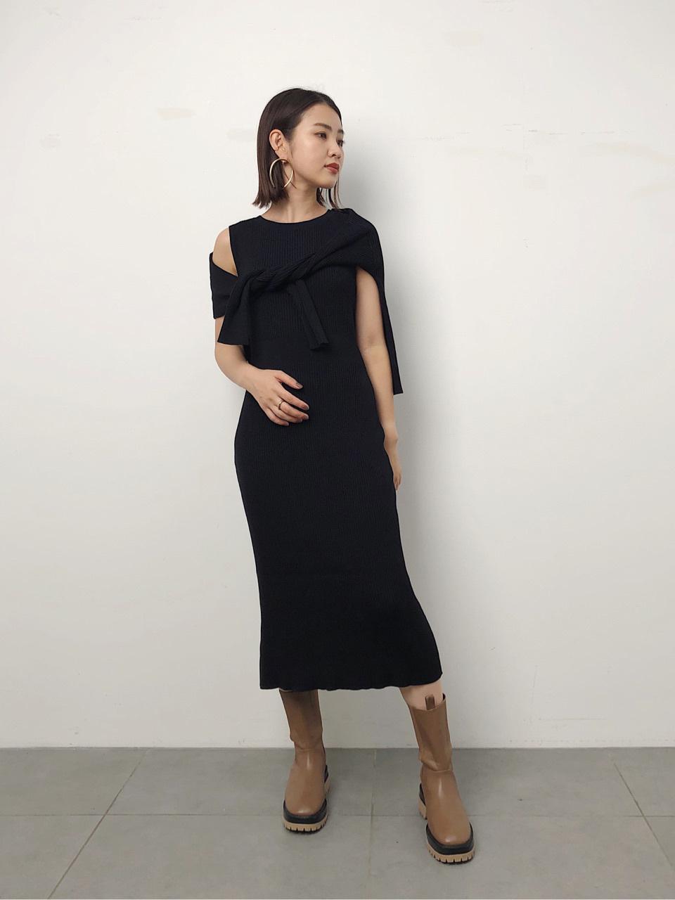 針織連身裙組合套裝