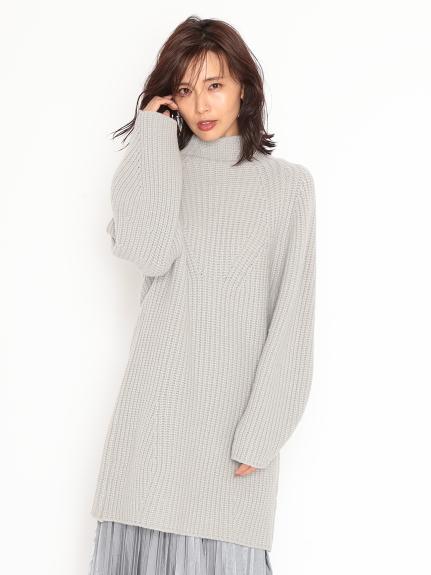 HAMILTON羊毛針織連身裙