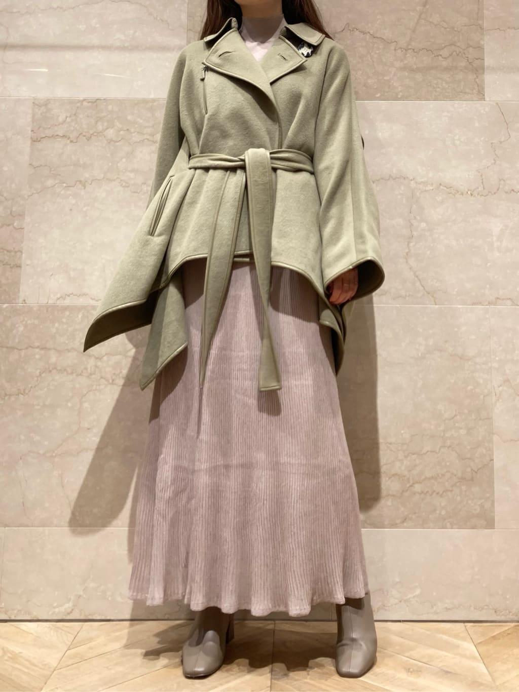 針織魚尾窄裙