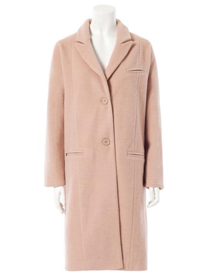 經典毛料長版大衣
