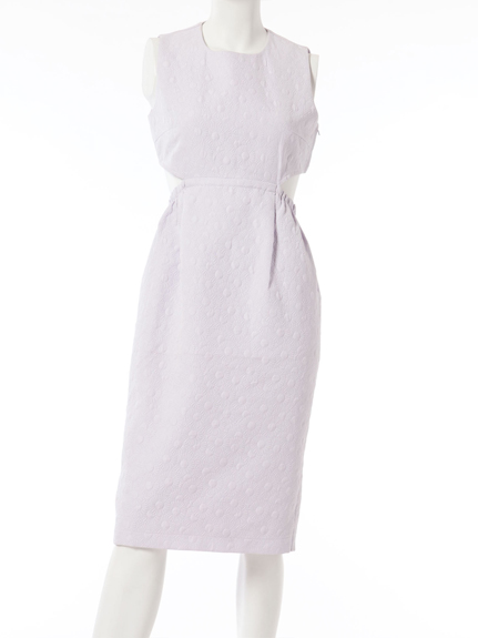 簍空造型洋裝