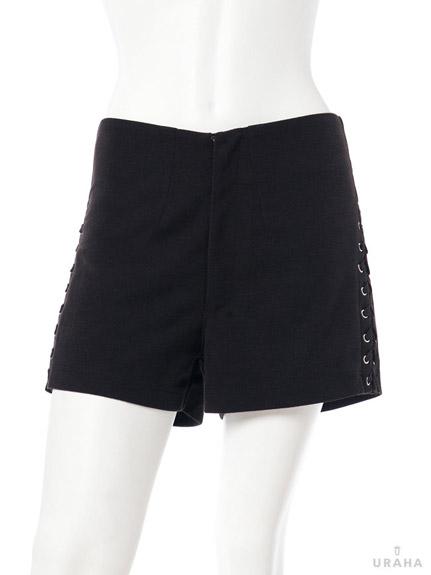編繩造型短褲