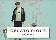 GELATO PIQUE HOMME